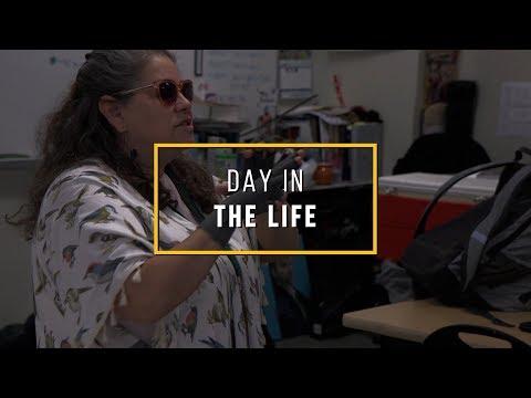 Day in the Life - Art Teacher