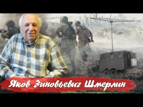 Яков Зиновьевич Шмерлин.