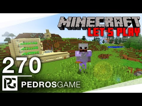 RETRO WORLD TOUR SPECIAL | Minecraft Let's Play #270 | Pedro
