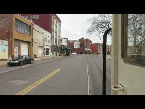 Riding the Memphis Streetcars