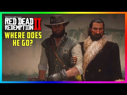 Where Does John Marston Go After Chapter 6 & Before The Epilogue In Red Dead Redemption 2? (RDR2) thumbnail