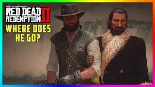 Where Does John Marston Go After Chapter 6 & Before The Epilogue In Red Dead Redemption 2? (RDR2)