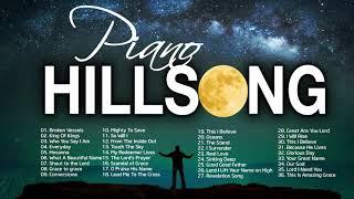 180 Mins Inspiring Piano Worship Instrumental Music 2021 ✝️Best Piano Of Hillsong, Chris Tomlin