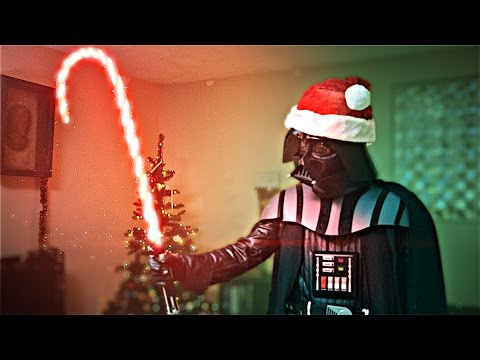 Darth Santa Is Gonna Shake Up The Happiness