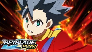 BEYBLADE BURST EVOLUTION Official Music Video - 'Evolution