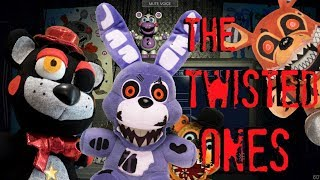 "FNAF Plush - The Twisted Ones ""Freddy Fazbears Pizza Simulator"""