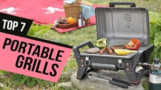 Top 7: Best Porтable Grills 2020