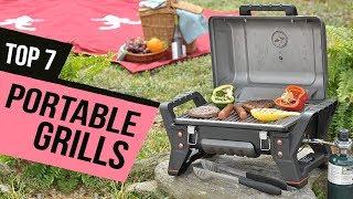 Top 7: Best Portable Grills 2020