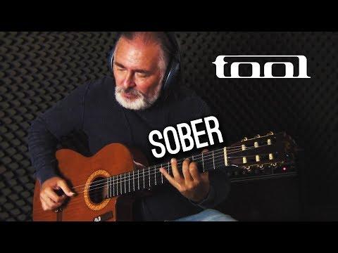 Sober  –  TOOL – Igor Presnyakov – fingerstyle guitar cover