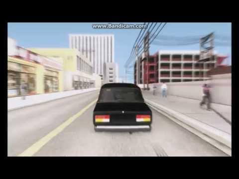 DangerBaku Gta Sa Vaz 2107 (2015)