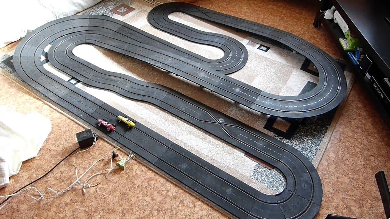 Märklin Autorennbahn