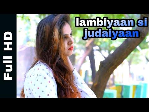 LAMBIYAN SI JUDAIYAN || Raabta || Arijit Singh || Female Version || Tere nishaan yaadon mein hain