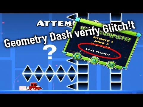 Verify Glitch In Geometry Dash 2.1!  No Download