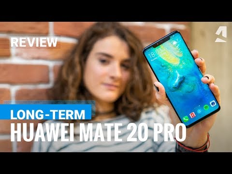 Huawei Mate 20 Pro Long-term Review