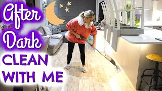AFTER DARK CLEAN WITH ME 2020 | NIGHT TIME CLEANING ROUTINE UK |. EMILY NORRIS