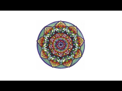 01) What Is a Mandala? from YouTube · Duration:  5 minutes 19 seconds