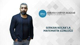 Ankara Kariyer Akademi'de Matematik soru çözümleri devam ediyor...