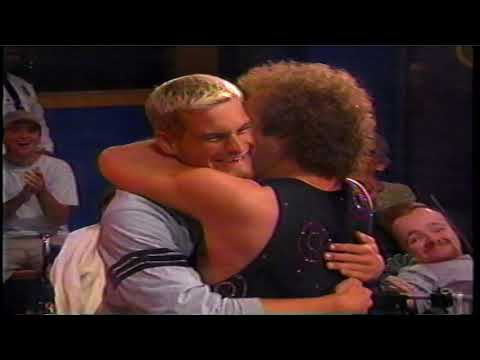 Ryan Boone on Tonight Show with Jay Leno and Richard Simmons