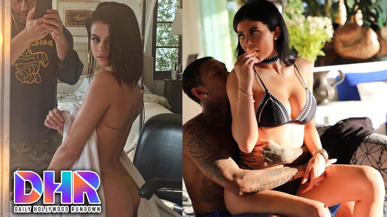 Selena Gomez Nude Photo Kylie Jenners Photoshop Fail Dhr