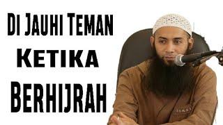 curhatan salah satu jamaah ketika dijauhi teman karena hijrah ustadz syafiq riza basalamah ma