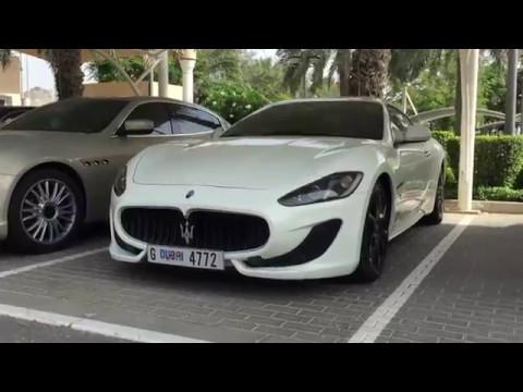 Maserati Owners Club UAE visit to Fujairah