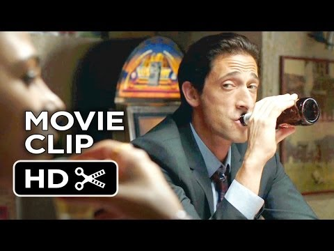 Third Person Official Movie CLIP - Sorry For Looking (2014) - Olivia Wilde, Liam Neeson Movie HD