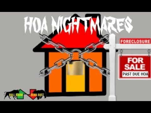 Don't Buy A Home With An HOA Until You Watch This: Homeowners Association Nightmares