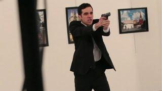 Who shot Russia's ambassador to Turkey?