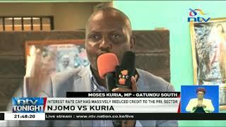 Jude Njomo opposes Moses Kurias plan to amend interest cap law