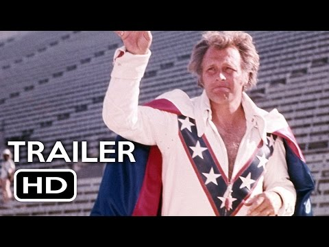 Being Evel Official Trailer #1 (2015) Evel Knievel Documentary Movie HD