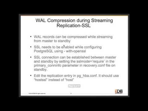 WAL Reduction