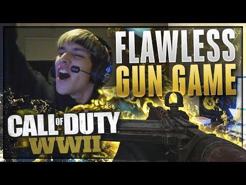 WWII FLAWLESS GUN GAME