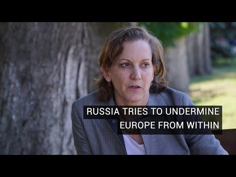 Anne Applebaum: Russia Tries To Undermine Europe From Within