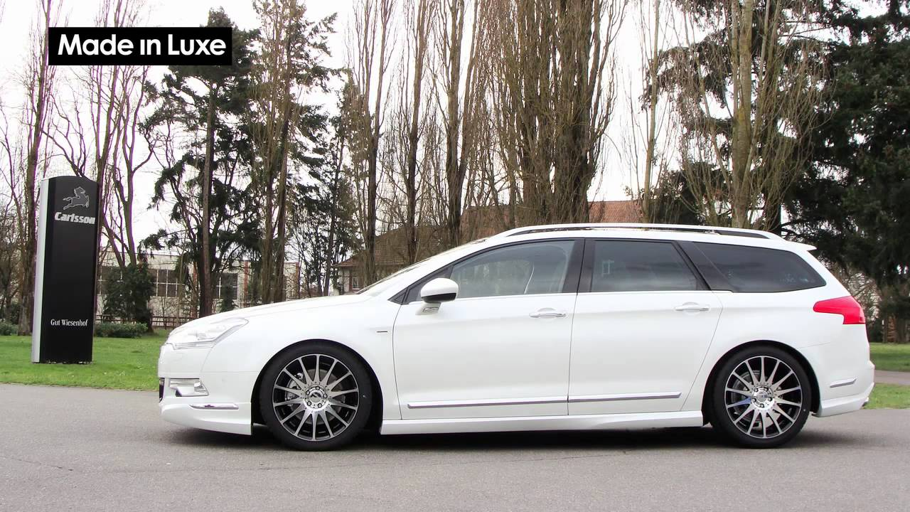 Tuning de luxe by carlsson youtube vanachro Images