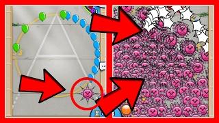 INFINITE TOWERS - Multiplier MOD!! Bloons TD Battles / BTD Battles