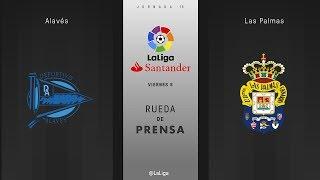Video Gol Pertandingan Deportivo Alaves vs Las Palmas