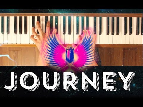 Lights (Journey) [Easy-Intermediate Piano Tutorial]