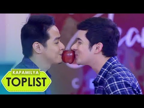 10 times Barry and Ken made us 'kilig' with their awkward but sweet moments | Kapamilya Toplist