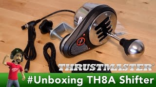 Thrustmaster TH8A Shifter video, Thrustmaster TH8A Shifter