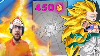 Non ci credo!!! GOTENKS SSJ3 PHY Multi-Summon | Dragon Ball Z Dokkan Battle #65