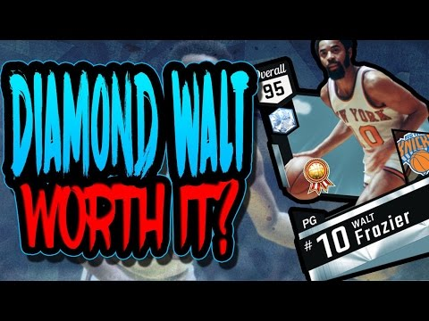 Diamond Walt Frazier! Is he worth it?