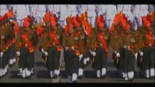 Défilé 14 juillet 2009 - Armée indienne