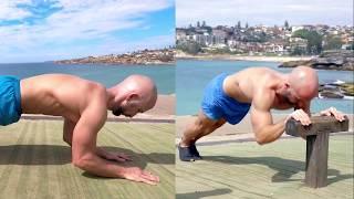 видео Простые и эффективные способы привести себя в форму без спортзала