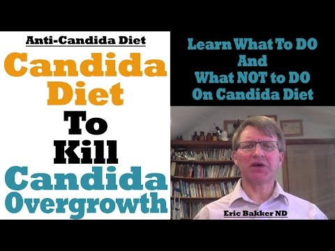 Candida Diet Plan : Ultimate Anti-Candida Diet For Candida Overgrowth