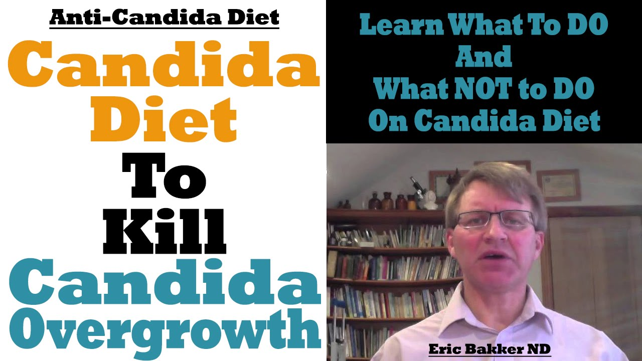 THE ULTIMATE CANDIDA DIET EBOOK