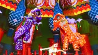2019 CCTV Spring Festival Gala - Lion Dance |CCTV English