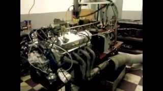 Ford 351 Windsor Dyno Pull