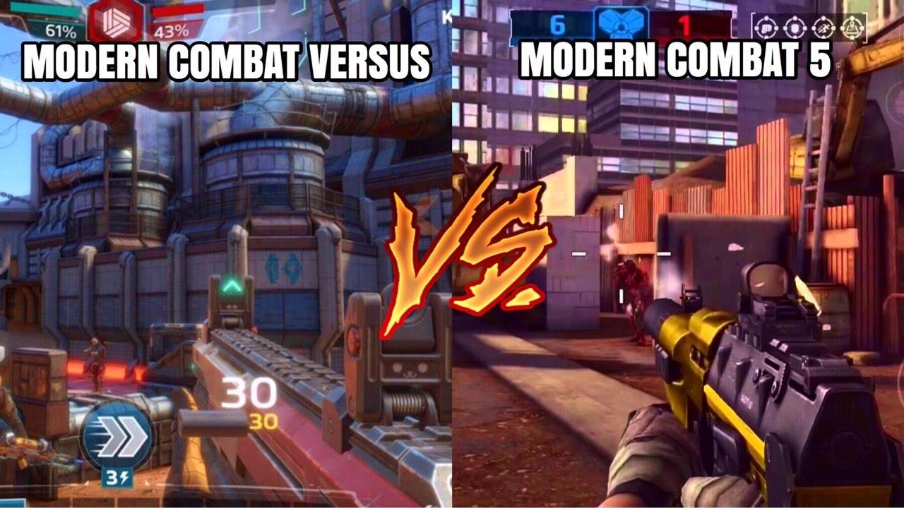 Modern combat versus pc crash