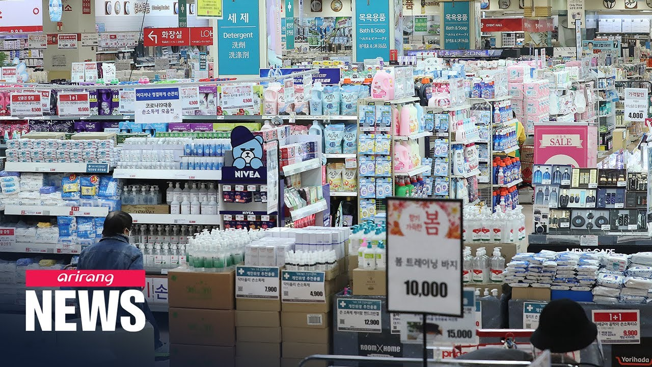 How South Korea has avoided panic buying despite COVID-19 outbreak