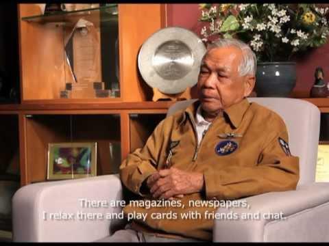 WWII Pilot: Cpt.Ho Weng Toh (二次世界大战飞行员)